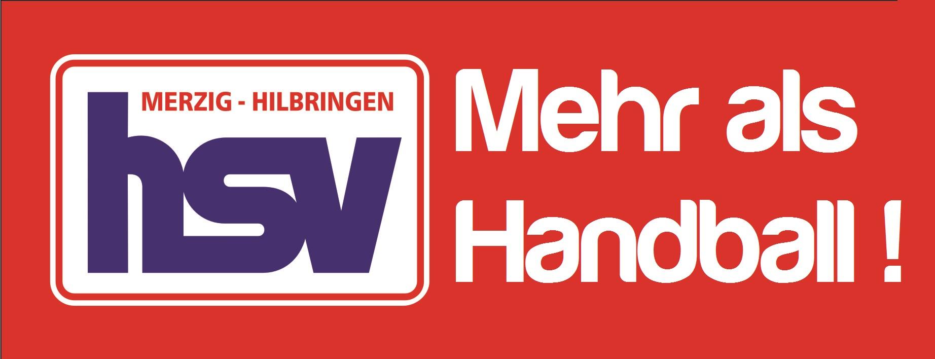 Banner mehr als Handball