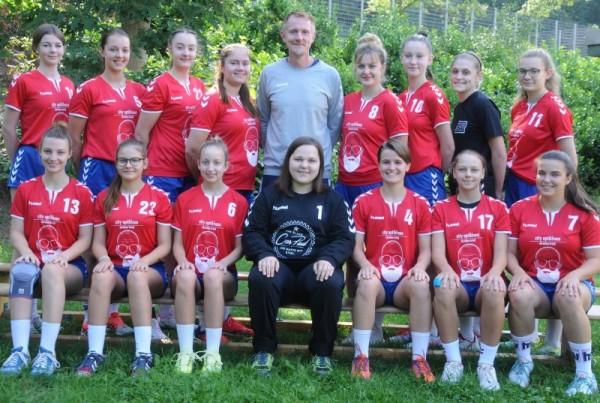 A-weiblich - RPS Oberliga