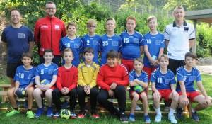 Erste Pokalrunde der D-Jugend männlich !