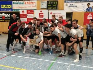 DHB gewinnt SparkassenCup