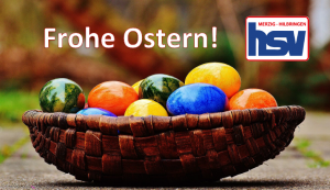 HSV: Frohes Osterfest 2019 !