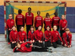 Jugend: Neue Trainingsanzüge für die Mädchen der E- und D-Jugend !