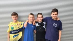Jugend: Vier HSV-Talente beim Sichtungstag !