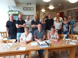 HSV blickt stolz zurück und in die Zukunft Mitgliederversammlung 2019 !