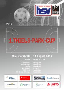 HSV: Der Thiels-Park-Cup steht in den Startlöchern !