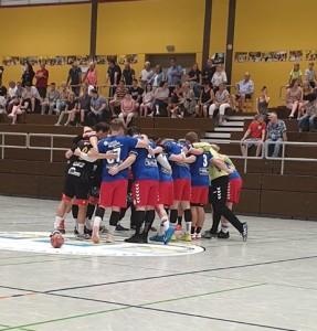 HSG Fraulautern/Überherrn (Falken) – HSV Merzig/Hilbringen (Wölfe) 24:31 (12:17) !