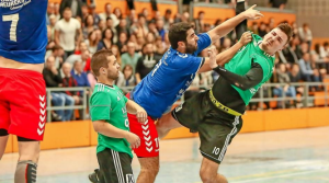 Merziger Handball-Derby: Wölfe wollen Wombats jagen !