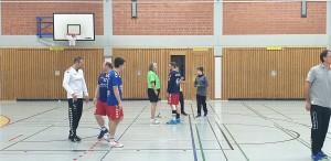 SV 64 Zweibrücken 2 – HSV Merzig/Hilbringen 12:9, Spielabbruch !