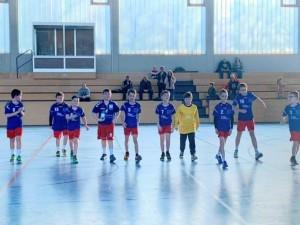 HSV E1m gewinnt erste beide Rückrundenspiele !