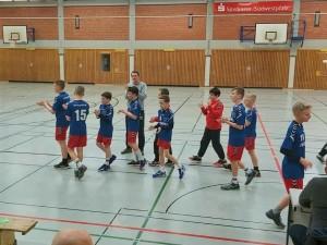 Auswärtssieg unserer D1 männlich gegen den SV 64 Zweibrücken !