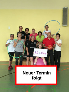 +++Fit for Fun+++Es geht weiter+++ !